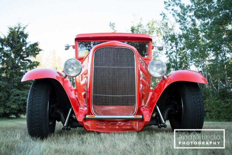 Fort McMurray photography car